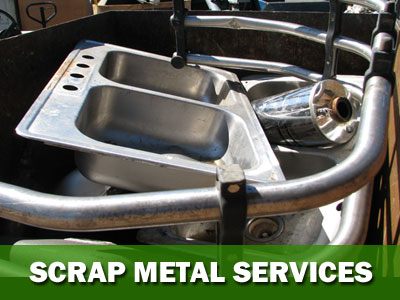 Scrap Metal Buying Services